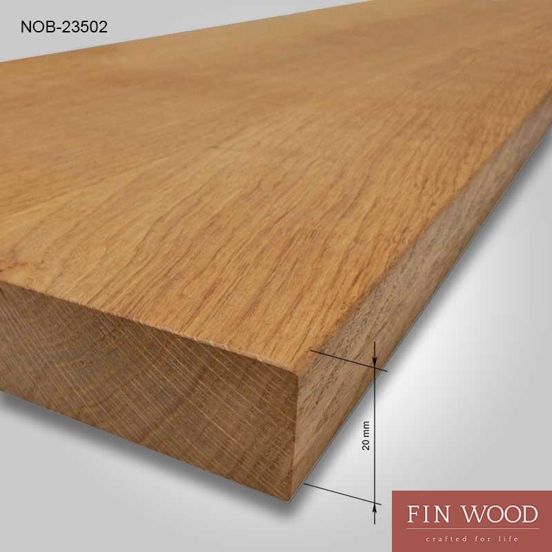 Natural Oak board 2000x350x20mm