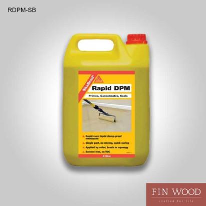 SikaBond Rapid DPM polyurethane primer