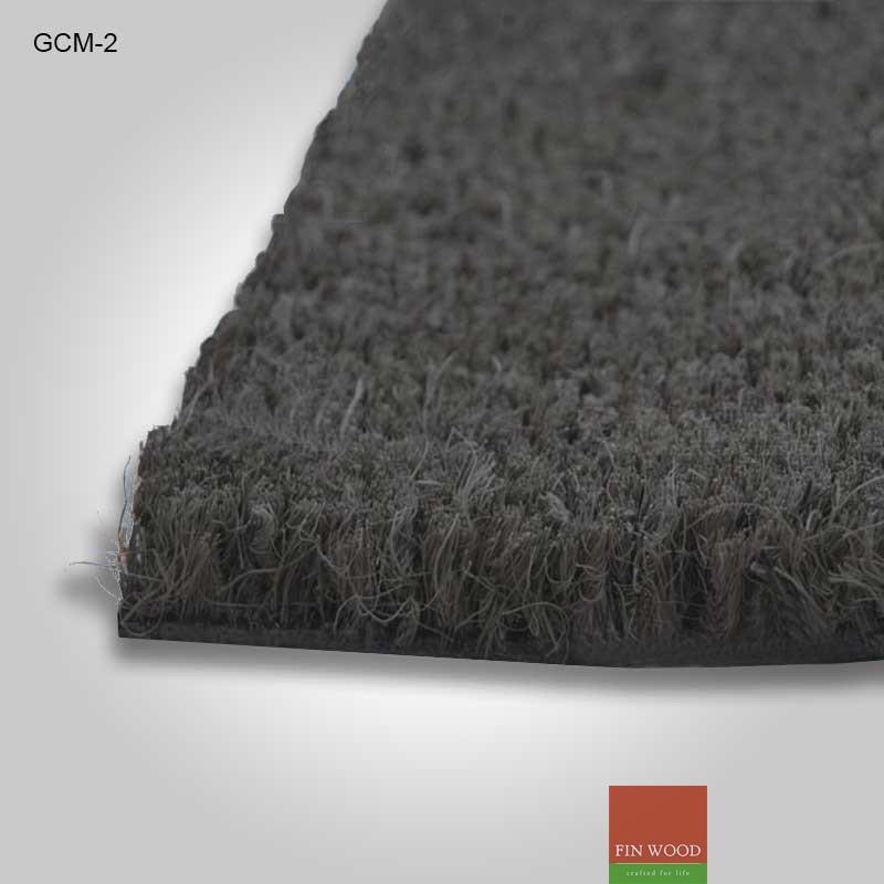 Grey Coir Mat