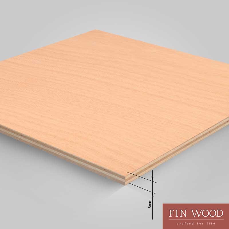 Plywood 1220 x 2440 x 6mm
