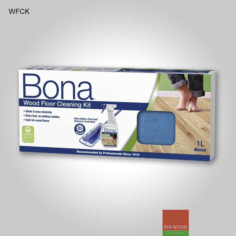 Wood Floor Cleaning Kit Bona