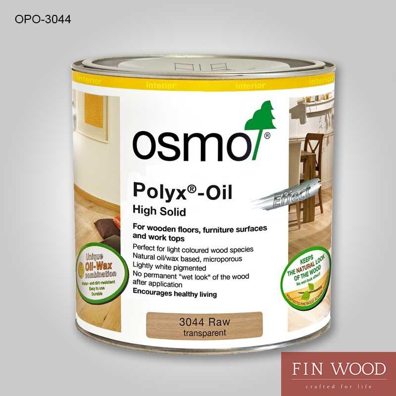 Osmo Polyx Oil Raw Effect - 3044