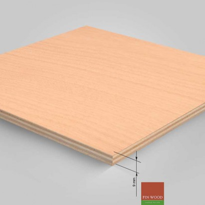 Plywood 1220 x 2440 x 9mm