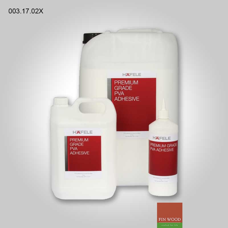 Häfele PVA adhesive, premium grade 003.17.02X