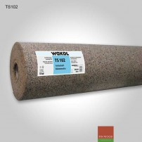 WAKOL TS 102 Footfall Soundproofing Mat - 2 mm