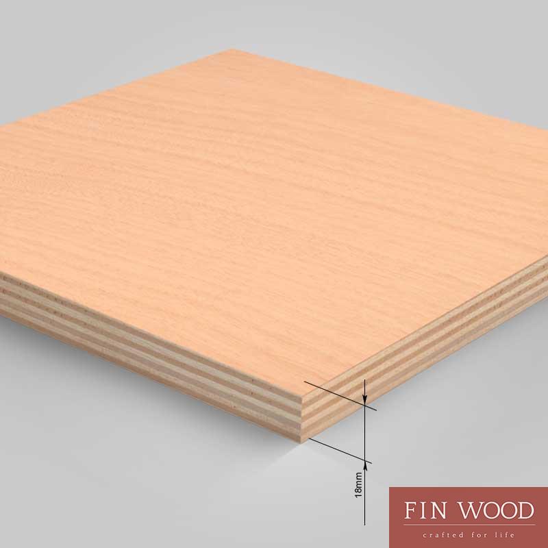 Plywood 1220 x 2440 x 18mm