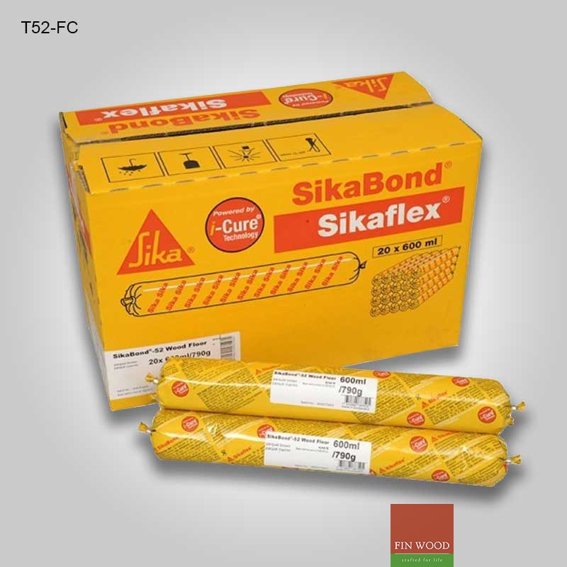 Sikabond T52 FC Elastic wood flooring adhesive