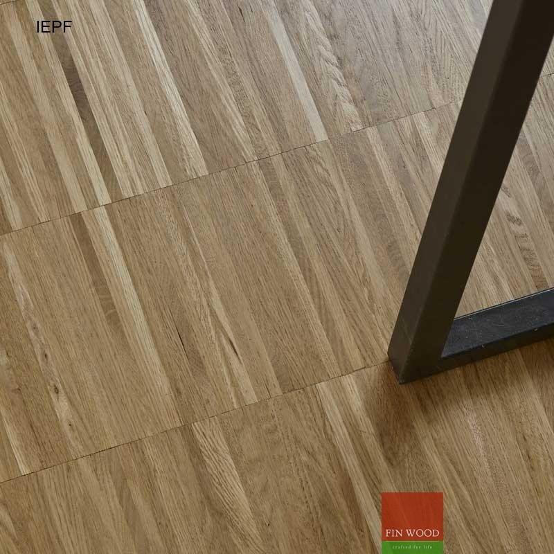 industrial edge parquet flooring london