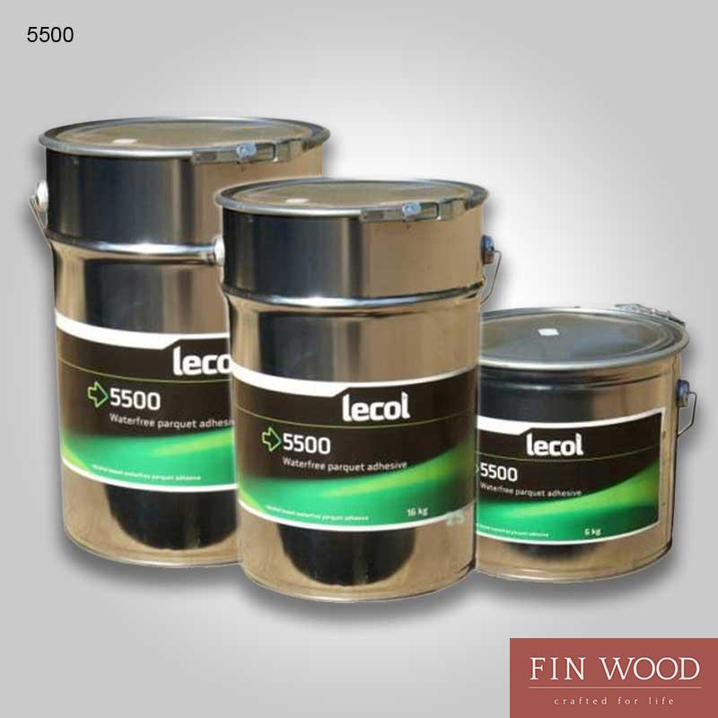 Lecol 5500 Parquet Adhesive series