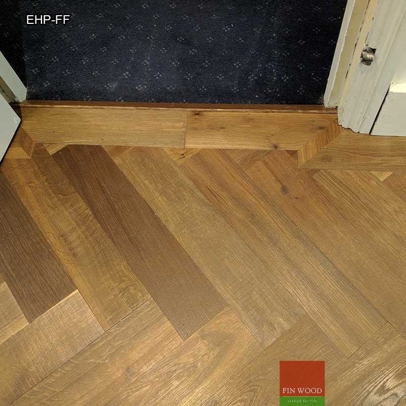 Engineered Herringbone Wood Flooring Parquet Floor
