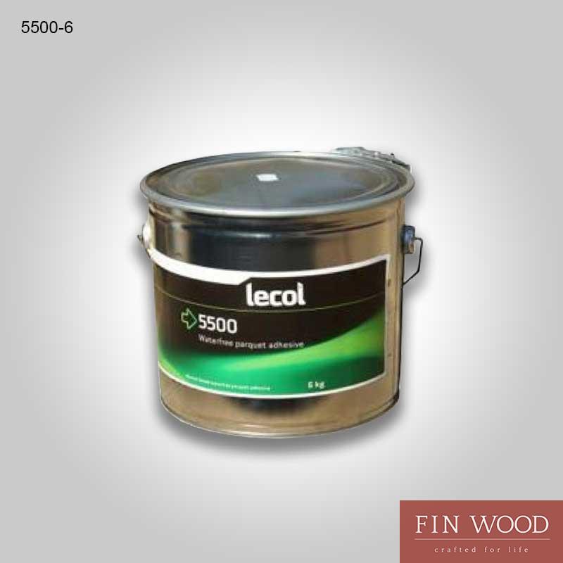 Lecol 5500 Parquet Adhesive 6 Kg