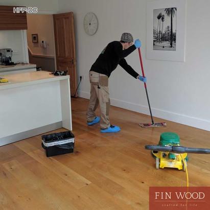 Hardwood flooring fin wood ltd Deep clean wood floors