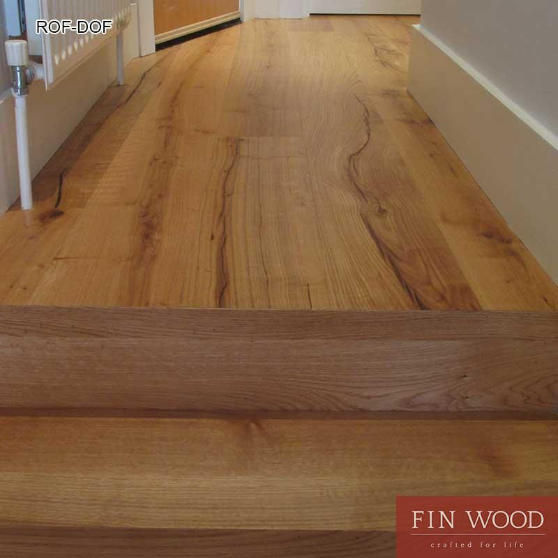 Rustic Oak Flooring - Rustic Flooring and Distressed Wood