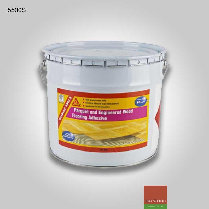... sikabond 5500 s rigid wood flooring adhesive ... - Wood Flooring Adhesive