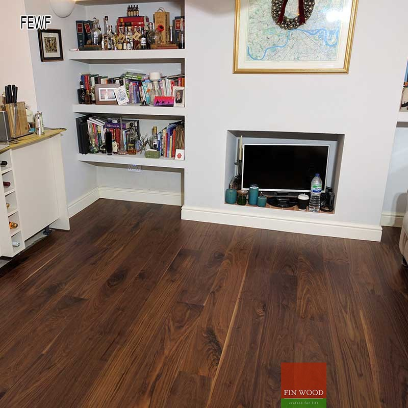 Walnut Engineered Flooring