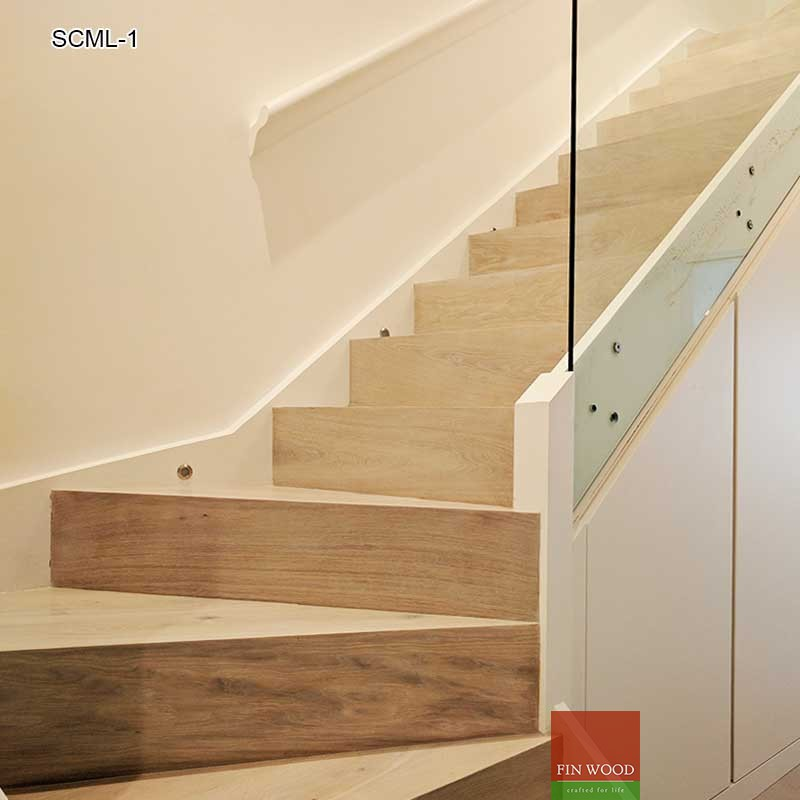 Stair Cladding modern look