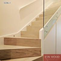 Stair Cladding - Modern look