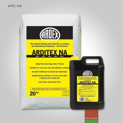 ARDITEX NA Ultra Rapid Setting Latex Subfloor Levelling