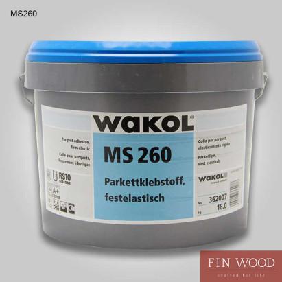 Wakol MS 260 Parquet adhesive firm-elastic