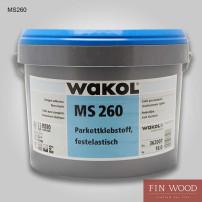Wakol MS 260 Parquet flooring adhesive firm-elastic