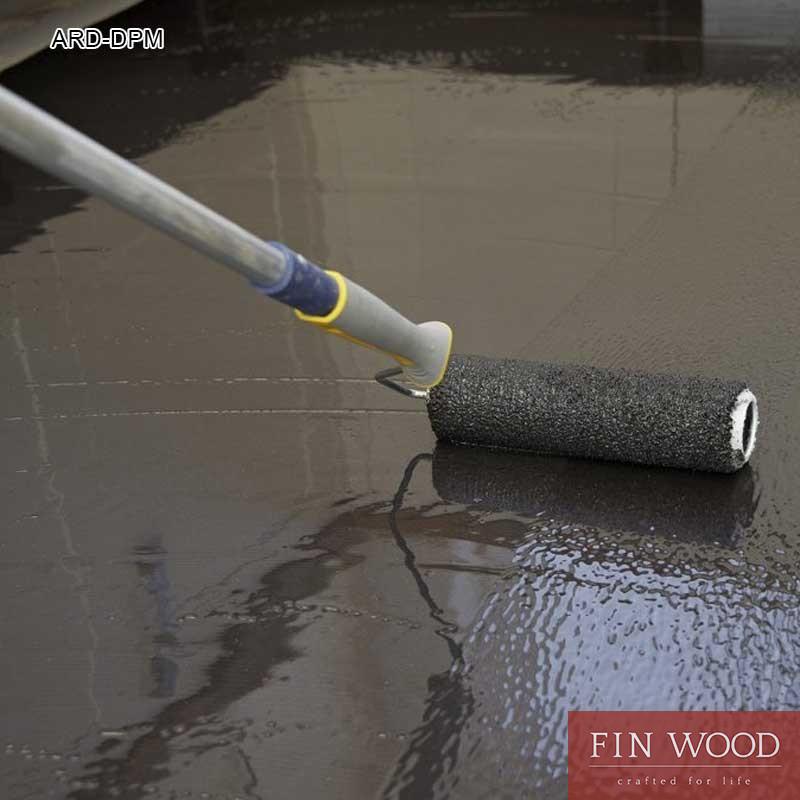 ARDEX DPM 1 C R: Rapid drying damp proof membrane