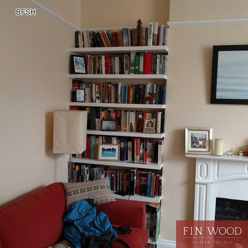 Bespoke Floating Shelves