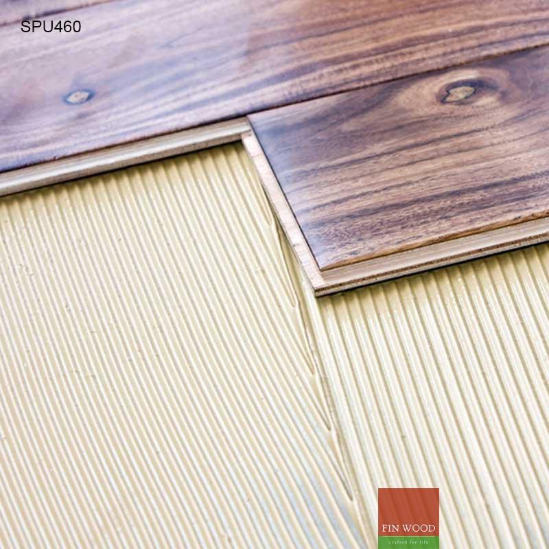 for glued hardwood floors » Stauf SPU 460 Wood flooring adhesive - Wood Floor Underlay Concrete Greencheese.org