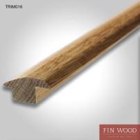 Door trim reducer - solid Oak