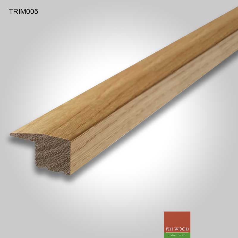 Edge trim - solid Oak 2000mm