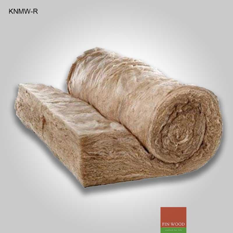 Earthwool Acoustic Roll Underfloor Mineral Wool Roll Knauf