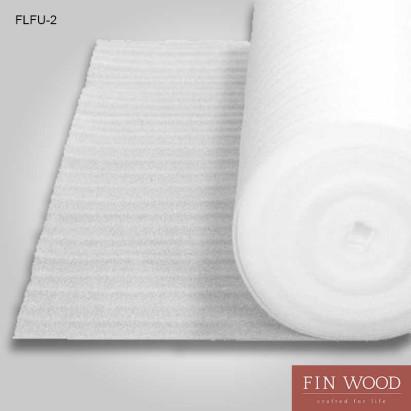 Foam underlay