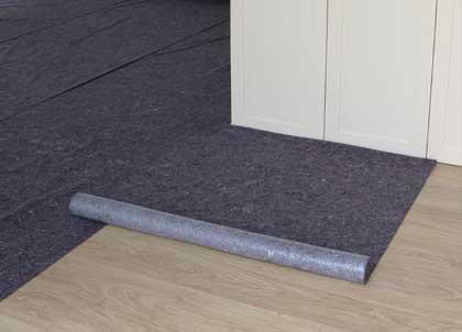 Bufallo board floor protection