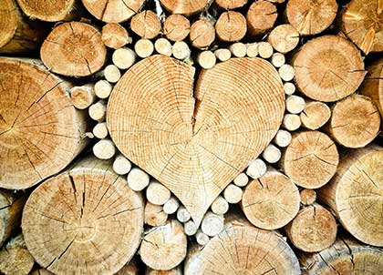 Love wood flooring Image by TheUjulala from Pixabay