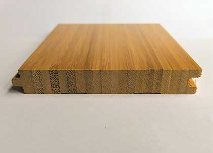 The different types of bamboo flooring
