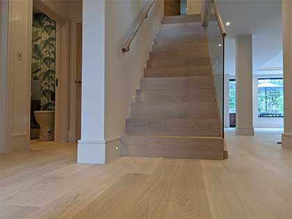 A dream rebuild of a light-filled modern home #CraftedForLife