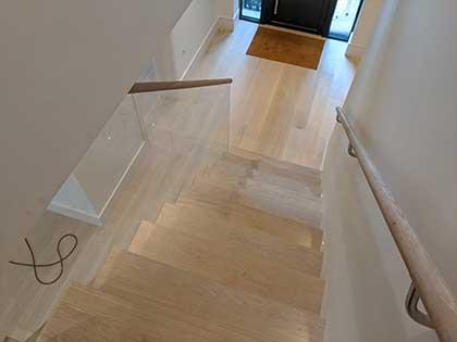 Integrated door mats provide an extra tidy finish #CraftedForLife