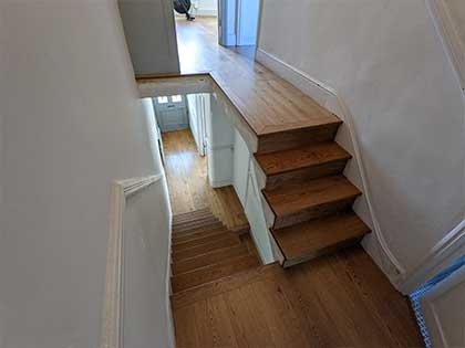 A whole house project over two floors with some twists and turns #CraftedForLife