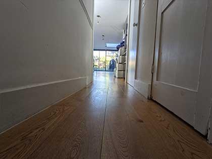 Perfect symmetry in the hallway #CraftedForLife