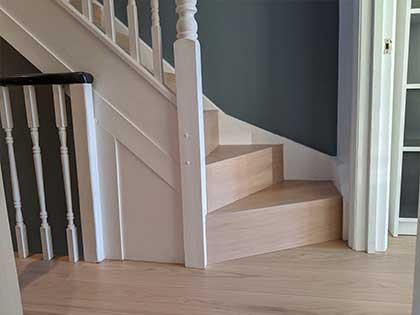 Seamless stairs #CraftedForLife