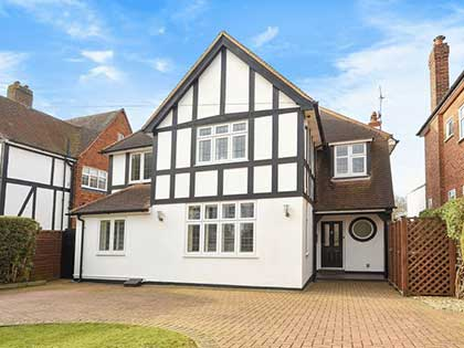 We contributed to a major refurbishment project in a stunning detached home in Surrey #CraftedForLife