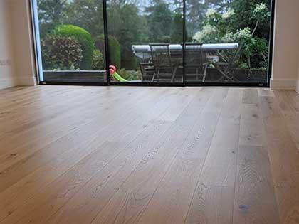 We seek to avoid fittings that ruin the clean look of the floor #CraftedForLife