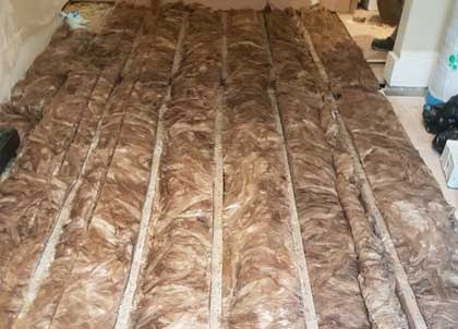 Complete thermal insulation