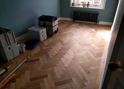 To get a great finish you need the right tools. We have all the kit to ensure our wood flooring looks the best once fitted.