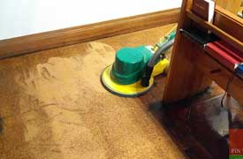 Floor sanding professional services by Fin Wood Ltd.