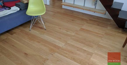 Bespoke Oak Engineered Boards Installation in NW1 Holloway, London